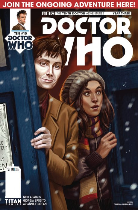Doctor Who - The Tenth Doctor Year Three #10