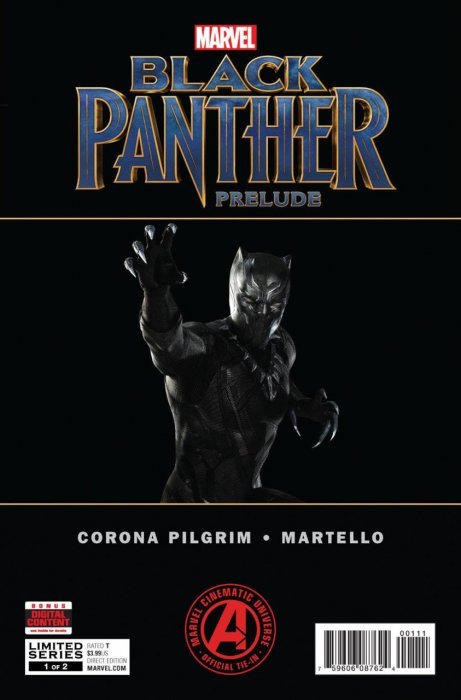 Marvel's Black Panther Prelude #1
