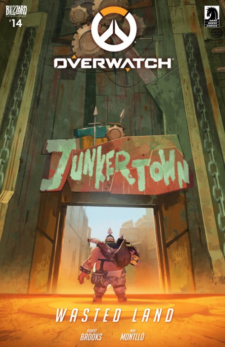 Overwatch #14 - Junkertown - Wasted Land