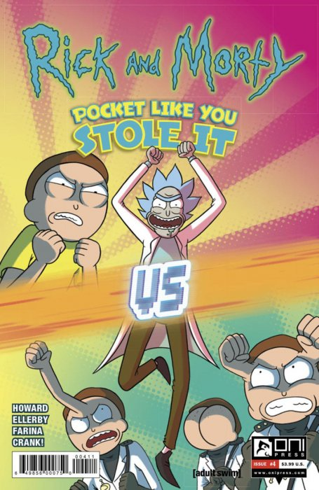 Rick and Morty - Pocket Like You Stole It #4