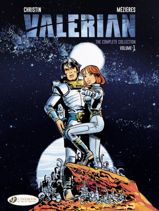 Valerian - The Complete Collection #1-3 Complete