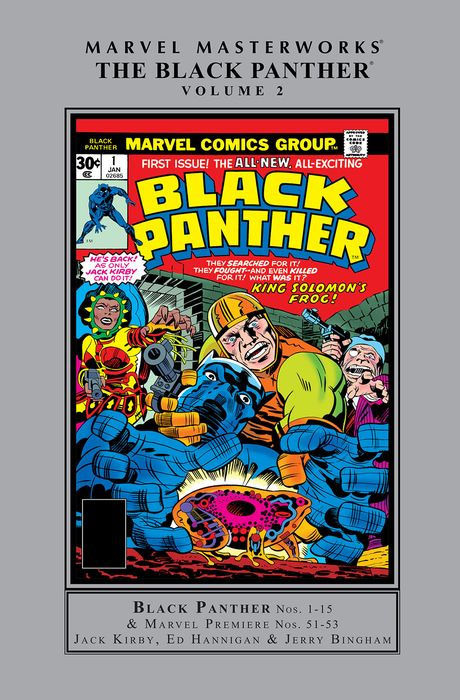 Marvel Masterworks - The Black Panther Vol.2