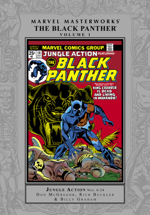 Marvel Masterworks - The Black Panther Vol.1