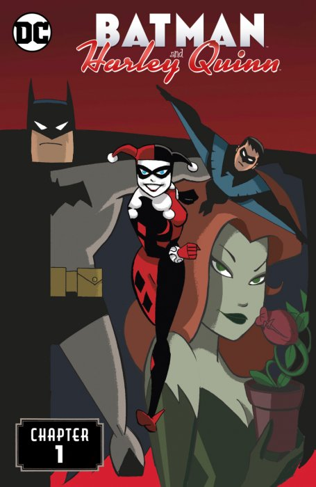 Batman and Harley Quinn #1
