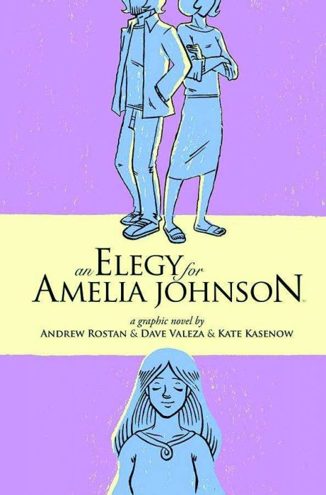 An Elegy for Amelia Johnson #1 - HC