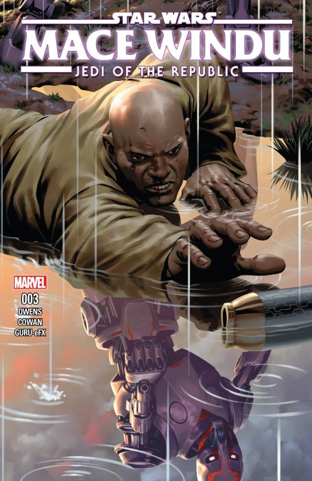 Star Wars - Jedi of the Republic - Mace Windu #3