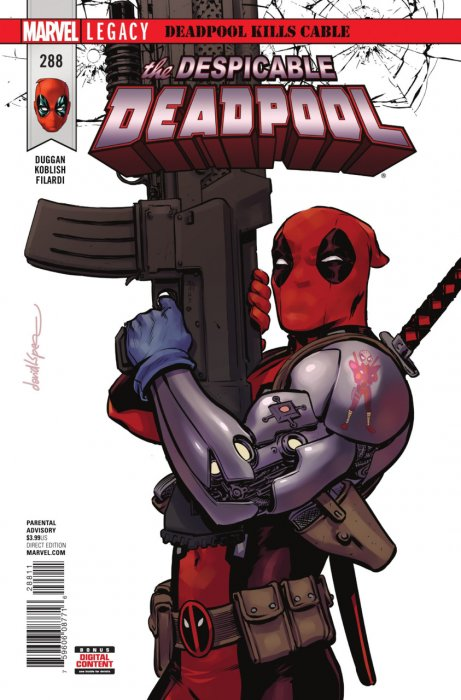 Despicable Deadpool #288