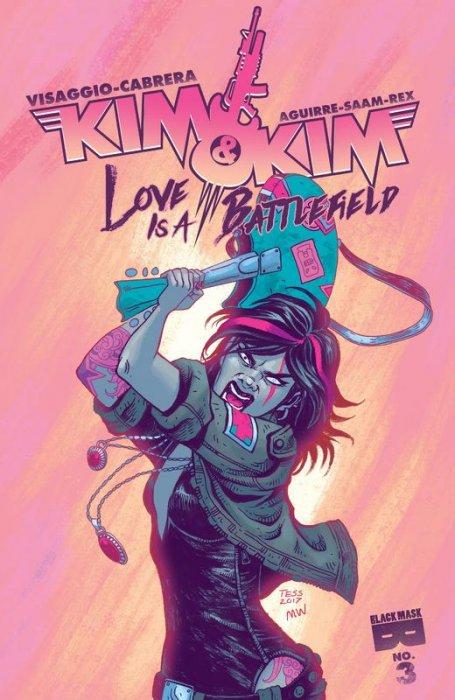 Kim & Kim - Love Is A Battlefield #3