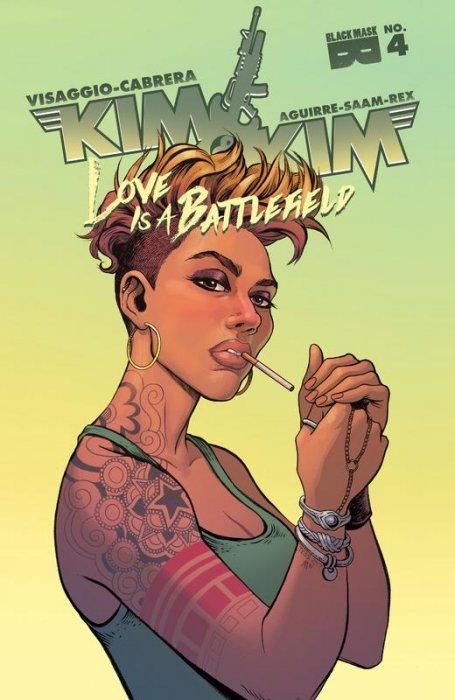 Kim & Kim - Love Is A Battlefield #4