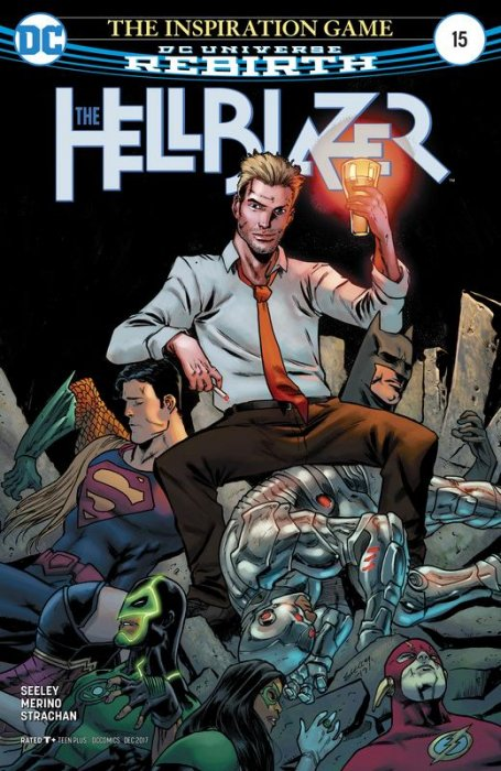 The Hellblazer #15