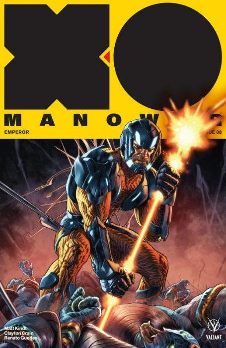 X-O Manowar #8