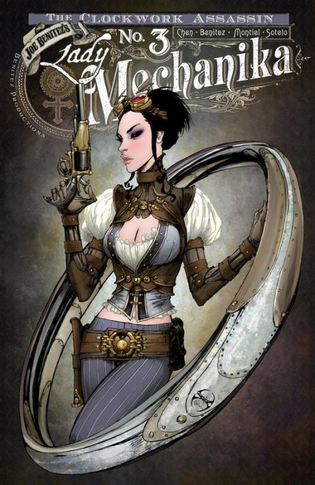 Lady Mechanika - The Clockwork Assassin #3