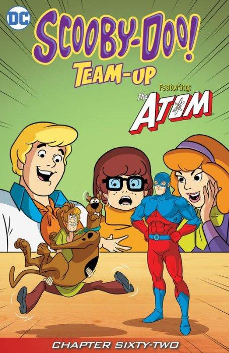 Scooby-Doo Team-Up #62