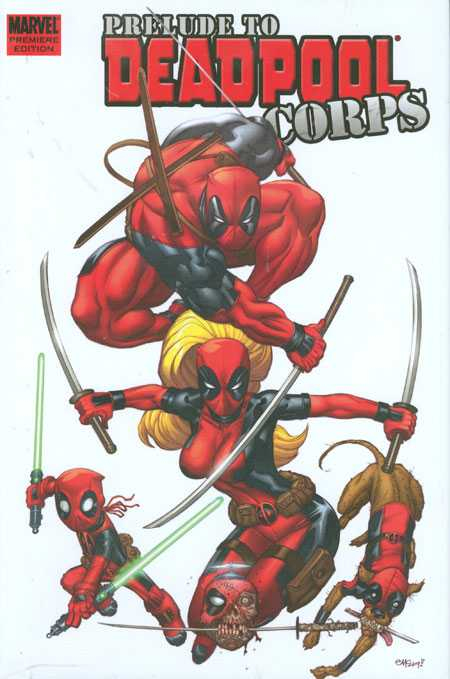 Prelude to Deadpool Corps #1 - TPB