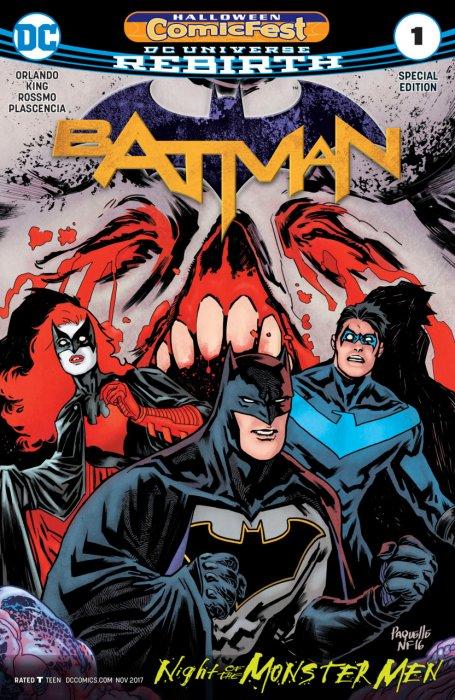 Batman Halloween Comic Fest Special Edition #1