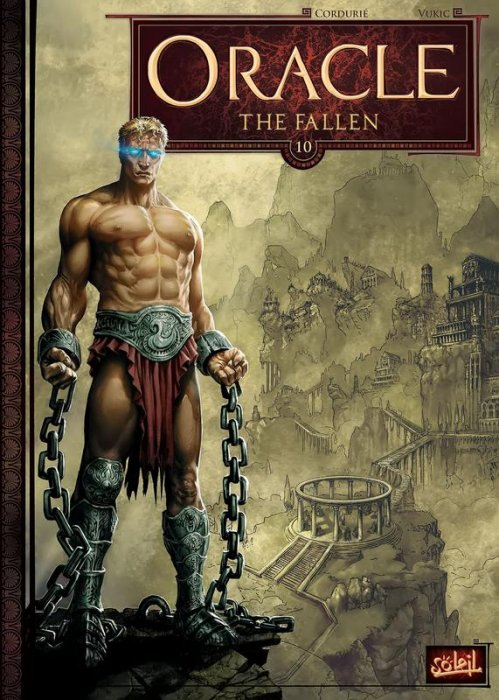 Oracle Vol.10 The Fallen