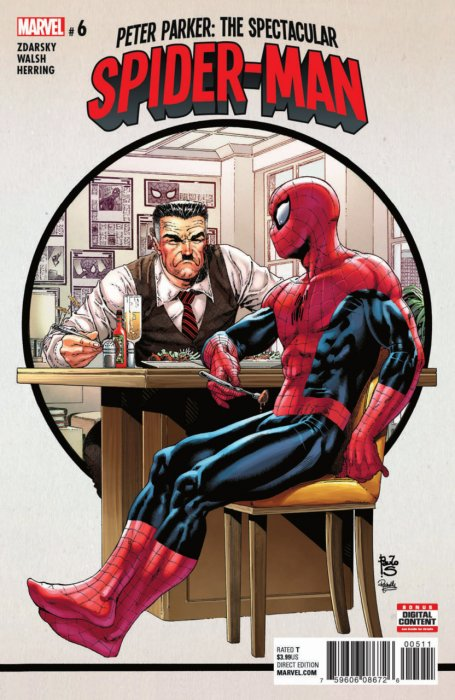 Peter Parker - The Spectacular Spider-Man #6