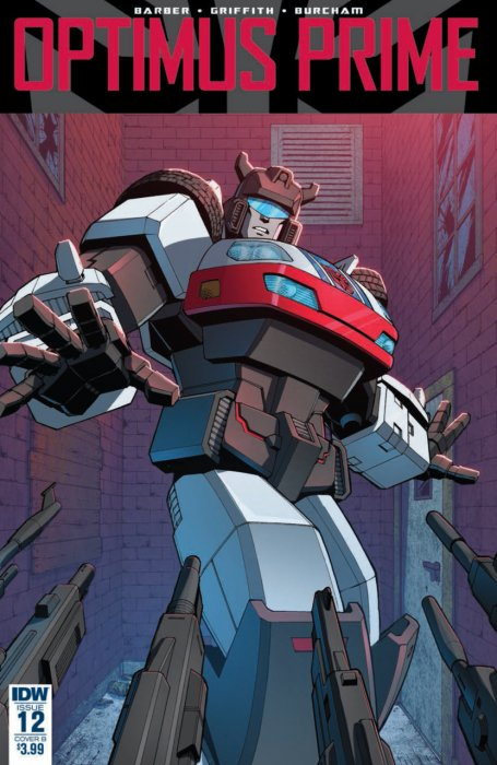 Optimus Prime #12
