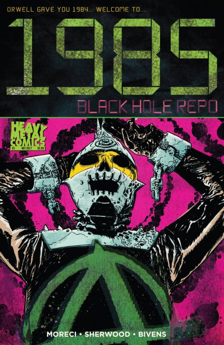 1985 #1 - Black Hole Repo