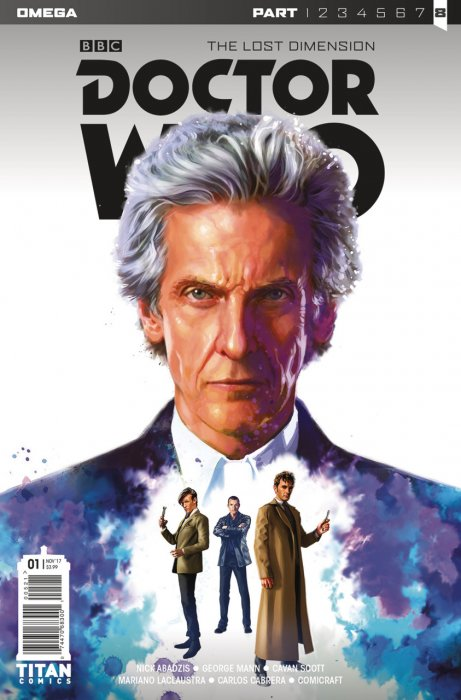 Doctor Who - The Lost Dimension Omega #1