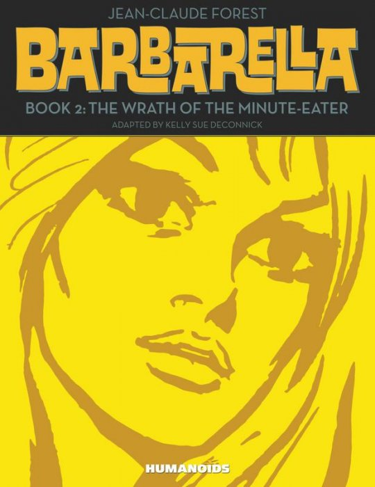 Barbarella #2 - The Wrath of the Minute-Eater
