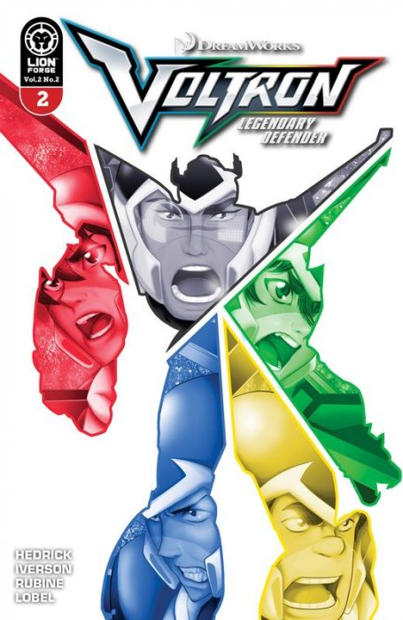 Voltron - Legendary Defender Vol.2 #2