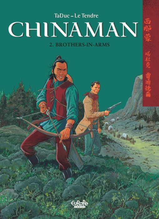 Chinaman #2 - Brothers-In-Arms