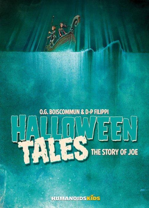 Halloween Tales #2 - The Story of Joe