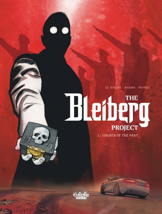 The Bleiberg Project #1 Ghosts of the Past
