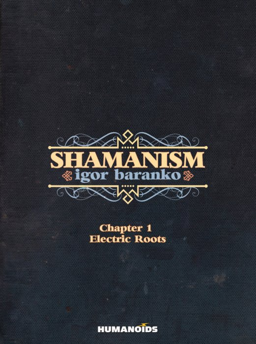 Shamanism #1-3 Complete