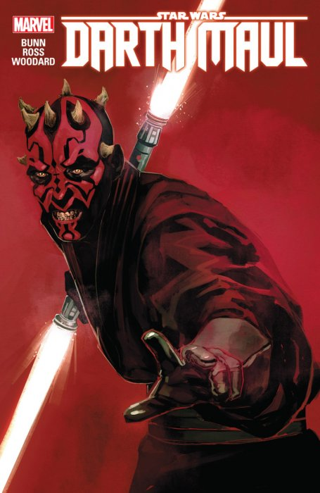 Star Wars - Darth Maul #1 - TPB