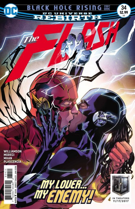 The Flash #34