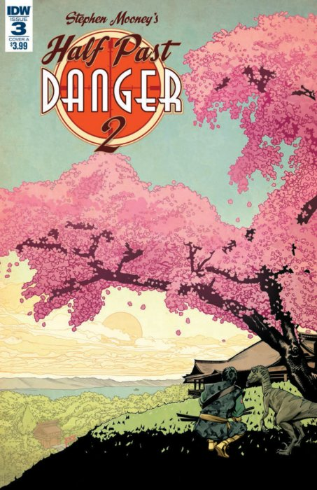 Half Past Danger 2 #3