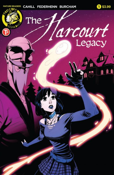 The Harcourt Legacy #1