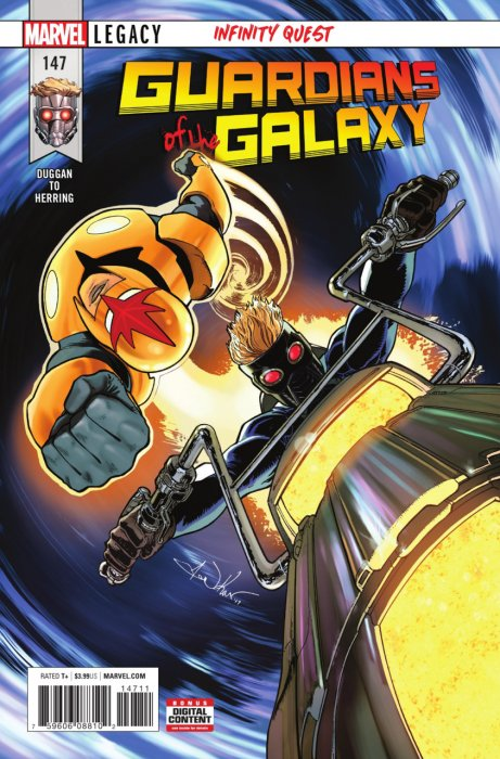 Guardians of the Galaxy #147