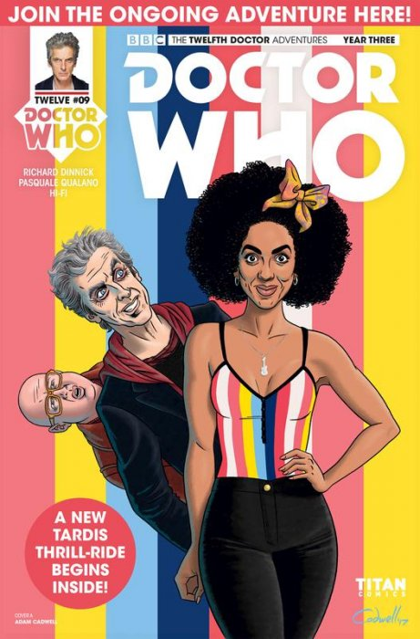 Doctor Who - The Twelfth Doctor Year Three #9