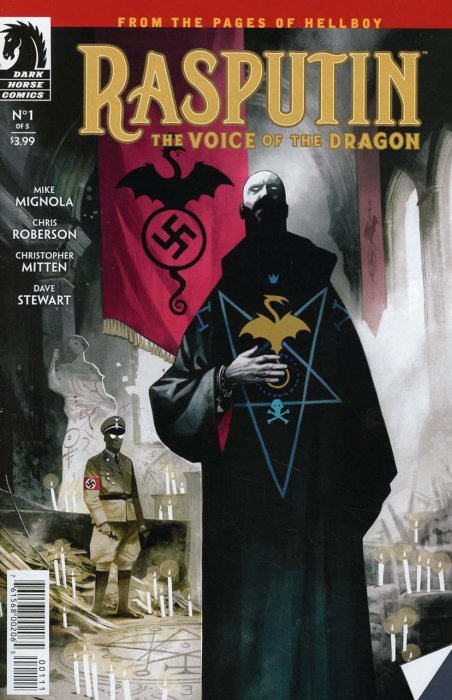 Rasputin - The Voice of the Dragon #1