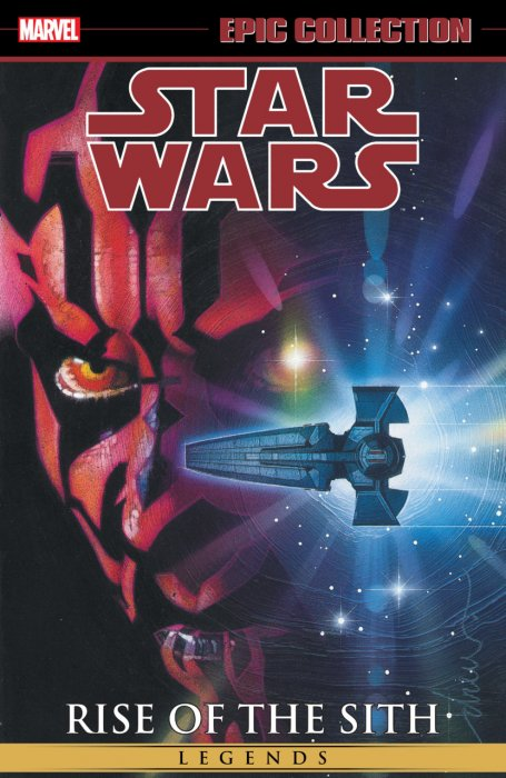 Star Wars Legends Epic Collection - Rise of the Sith Vol.2