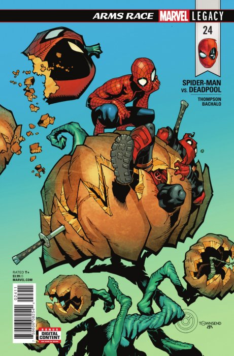 Spider-Man - Deadpool #24