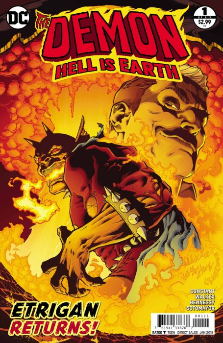The Demon - Hell is Earth #1