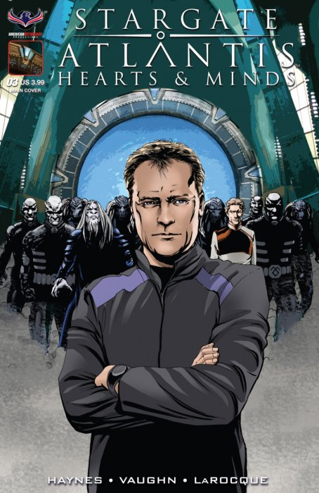 Stargate Atlantis - Hearts & Minds #3