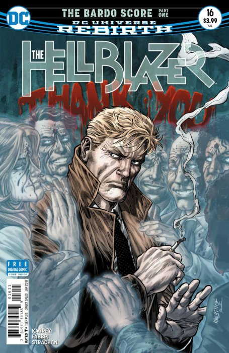 The Hellblazer #16