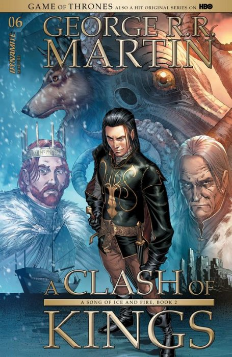 George R.R. Martin's A Clash of Kings #6
