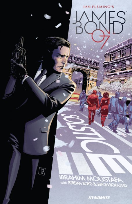 James Bond - Solstice #1