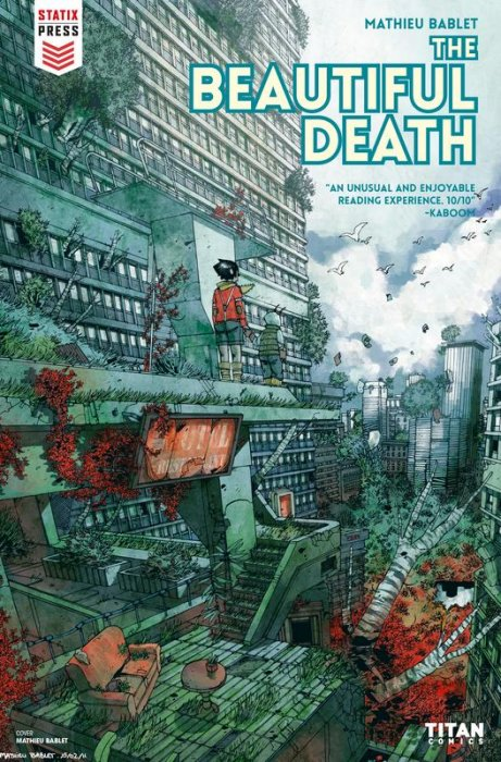 The Beautiful Death #3