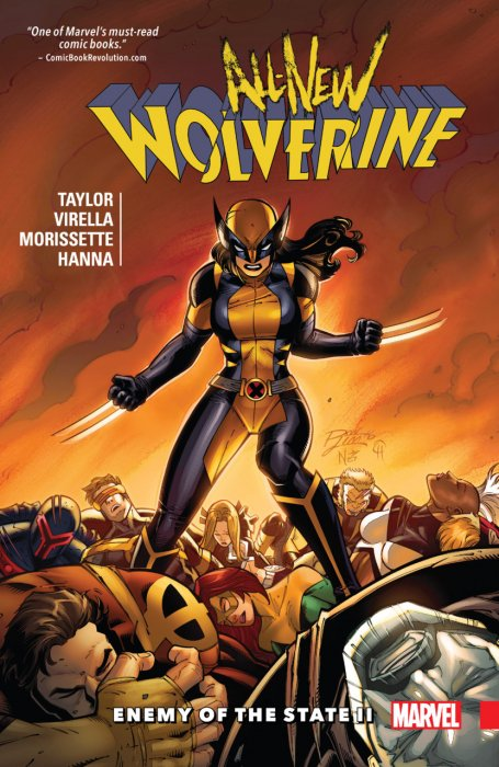 All-New Wolverine Vol.3 - Enemy of the State II
