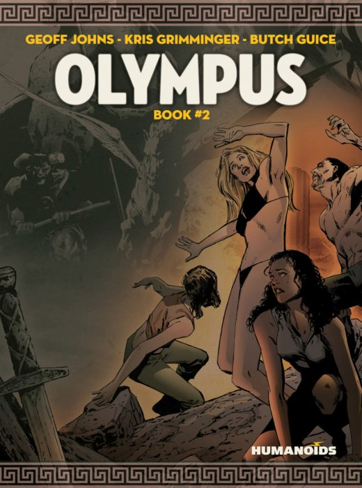 Olympus - Book Two