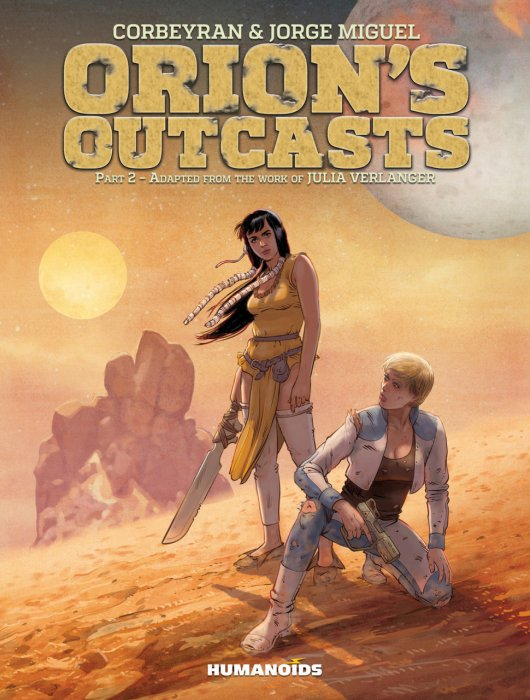 Orion's Outcasts #2