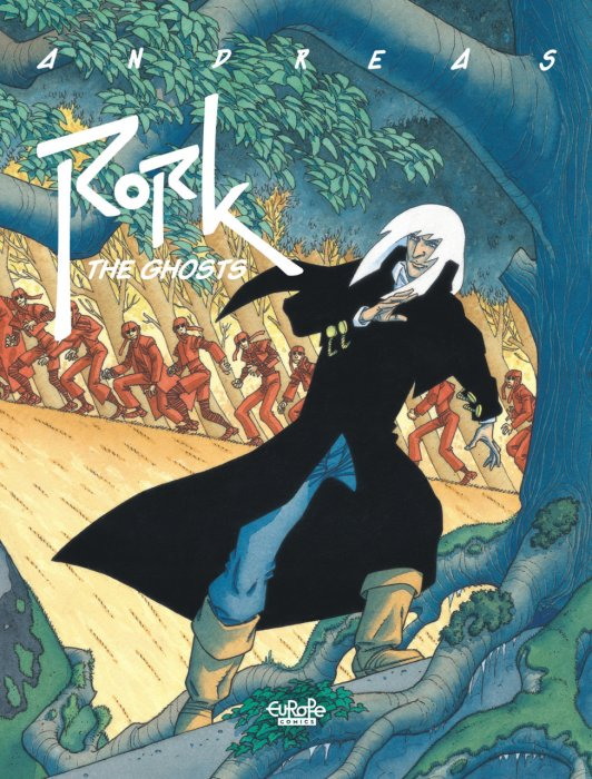 Rork - The Ghosts #0