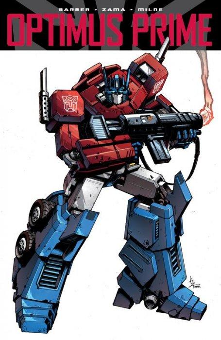Optimus Prime Vol.1